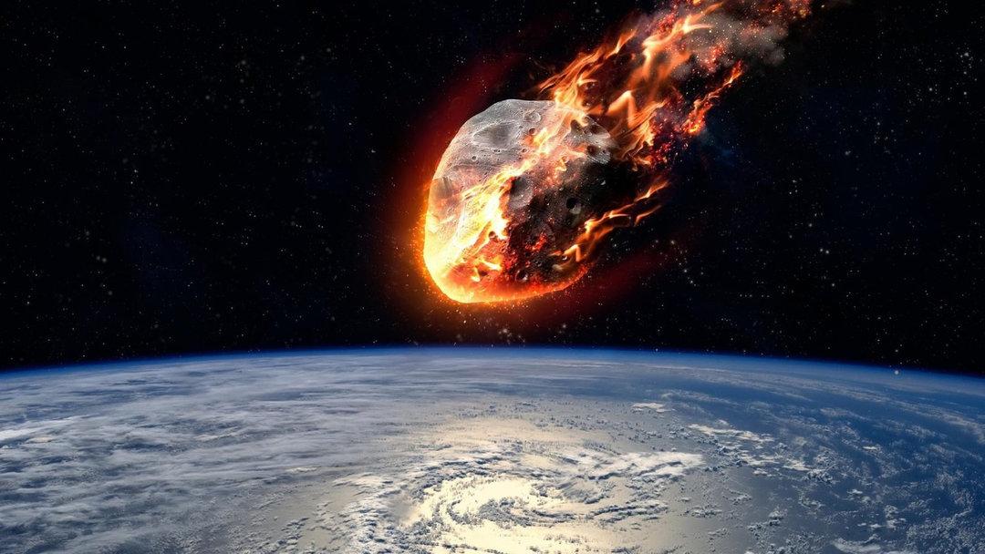 метеорит, астероид, космос, асрономия, новости, наука, роскосмос