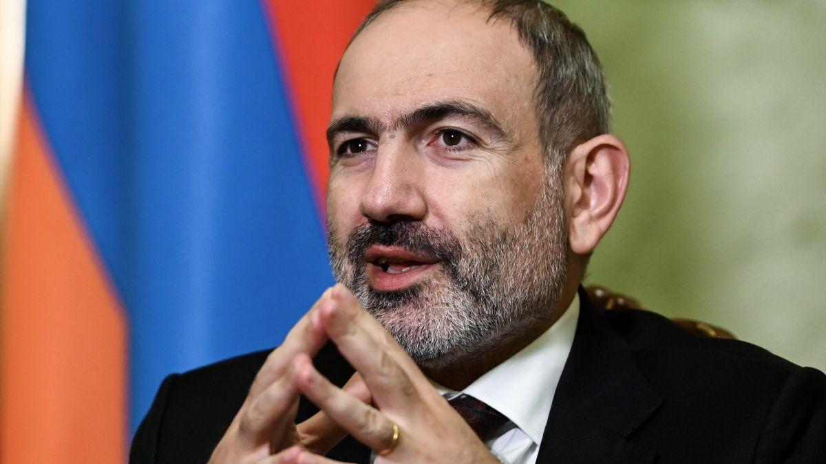 В Армении началась общенациональная забастовка против Пашиняна