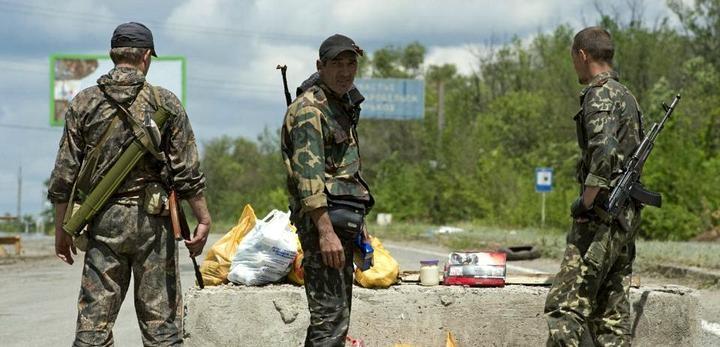 ДНР: мы отступили из трех населенных пунктов и от аэропорта Донецка
