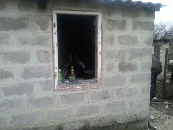 Как выглядит Буденновский район Донецка после обстрела 7 февраля