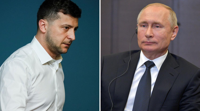 Украина, Париж, Зеленский, Встреча, Переговоры, Путин.
