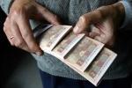 Донбасс, пенсия, почта, выплаты