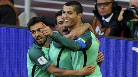 Россия проиграла Португалии не только на футбольном поле: Роналду обломал журналистов росСМИ