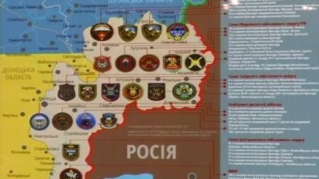 В Донбассе против сил АТО воевало 21 подразделение армии РФ, - Лысенко