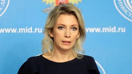 """""""Какой Минск? При чем тут Савченко?"""": Захарова заявила, что Россия не намерена выполнять Минские соглашения"""