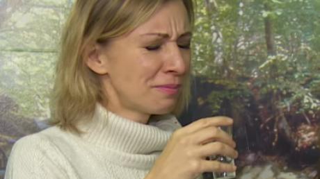 Представитель МИД России Захарова шокировала общественность, проболтавшись о готовящейся новой химической атаке в Сирии