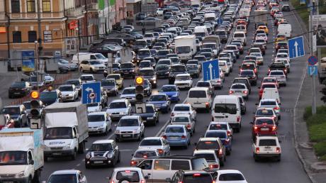Киев, Кличко, Эпидемия, Заявление, Предупреждение, Транспорт, Передвижение, Запрет, Возможность