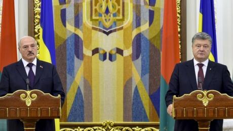 """""""Предельно доверительный и конкретный разговор"""", - Порошенко и Лукашенко рассказали, о чем договорились на переговорах тет-а-тет в Киеве, - кадры"""