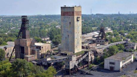 днр, днр, донецк, шахты, угольная отрасль, украина сегодня