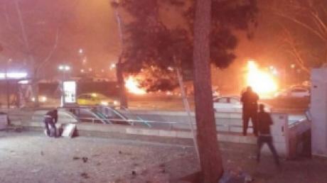 Появились первые данные о причастных к масштабному теракту в Анкаре
