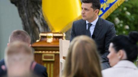 владимир зеленский, петр порошенко, байден, скандал с пленками, политика, павел нусс