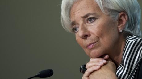 Кристин Лагард: кредит МВФ в 40 миллиардов долларов спасет Украину от дефолта