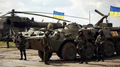 Лысенко: населенный пункт Крымское под контролем Украины