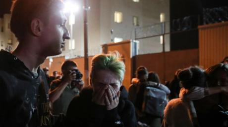 """В Минске выпущенная из ИВС женщина рассказала об избиениях в камерах: """"Творилось страшное"""""""
