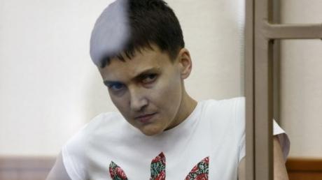 Адвокат: Савченко чувствует себя лучше, но у нее наблюдаются аномальные реакции