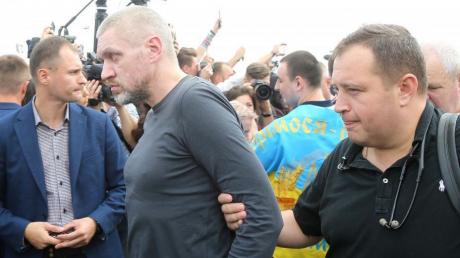 """Куда """"пропал"""" Клых: стало известно, что ему не смогли помочь в реанимации после российских пыточных"""