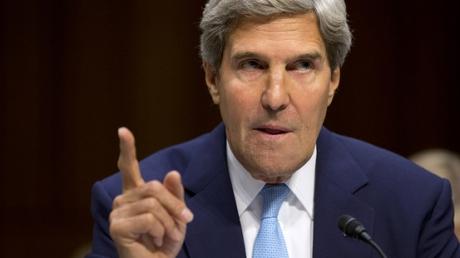Керри: есть возможность смягчить санкции США в отношении России