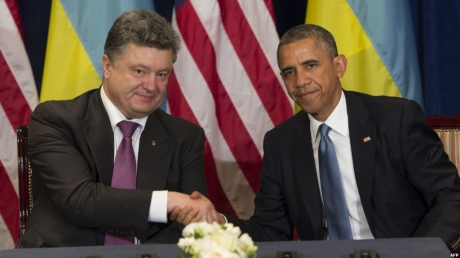 Порошенко и Обама договорились как себя вести, в случае эскалации конфликта в Донбассе
