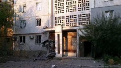 Горсовет: Обстановка в Донецке относительно спокойная