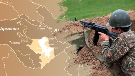 Армения готова применить ударные системы большей дальности против Азербайджана