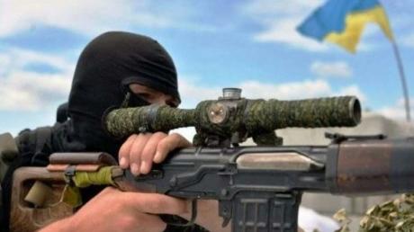 """Боевики понесли потери на высоте """"Дерзкая"""": появились подробности крутого выстрела снайпера ВСУ"""
