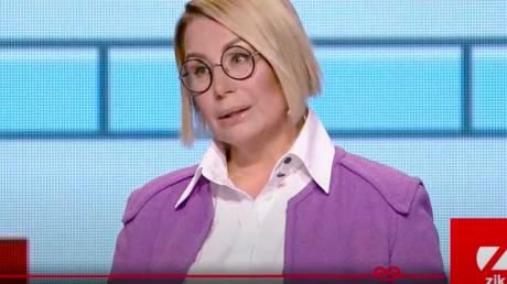 """Анна Герман потребовала дать воду Крыму: """"Иначе мы будем гореть"""""""