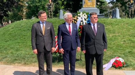 Люблинский треугольник: Украина, Литва и Польша официально создали мощный союз