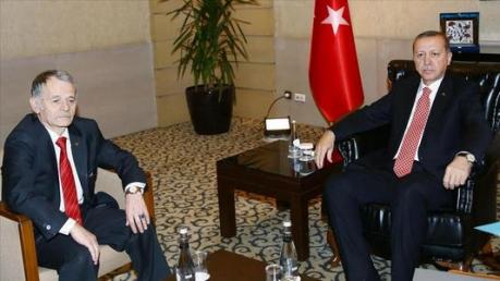 Анкара повернулась спиной к Кремлю: Эрдоган заверил Джемилева в полной поддержке Украины, пообещав прекратить торговлю с Крымом