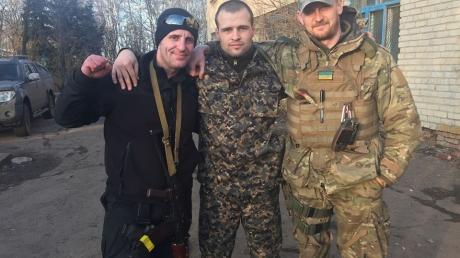 Под Мариуполем позиции сил АТО атакованы из минометов, танков, «Градов», - Шкиряк