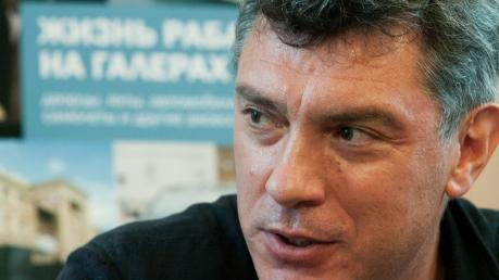 Немцов: Кремль держит российский народ за идиотов и лохов