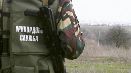 Украинские пограничники задержали гражданина РФ с удостоверением ДНР и флагом Новороссии