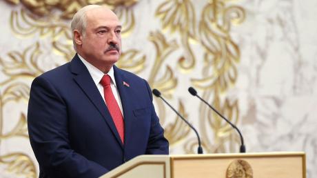 Тайная инаугурация Лукашенко: Батька обещал Беларуси продолжение борьбы