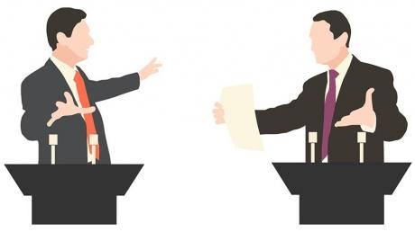 Дебаты, президент, выборы, голосование, избиратели, Украина