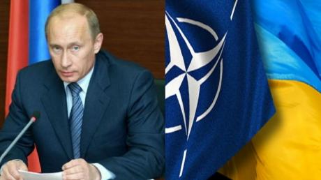 """Украина в военной орбите НАТО: Путин угрожает ответить на """"агрессивные шаги"""" Альянса в сторону России"""