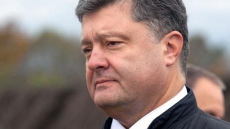 Порошенко обсудит с Обамой и Кэмероном ситуацию в Донбассе