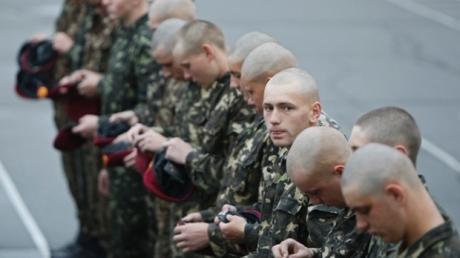 армия, рада, мобилизация, военное положение