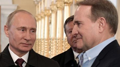 Украина, политика, россия, агрессия, медведчук, СМИ, телемост, фесенко, путин