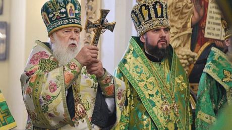 Церковный конфликт набирает обороты: Филарет ответил на упрек Епифания - теперь шаг за главой ПЦУ