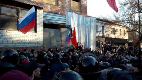 Активисты вычислили сепаратиста среди военных преподавателей в Харькове – детали