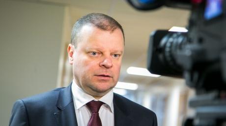"""Может произойти """"большая беда"""": премьер-министр Литвы сделал неожиданное заявление по поводу вчерашнего инцидента, который произошел с самолетом Шойгу в небе над Балтией"""