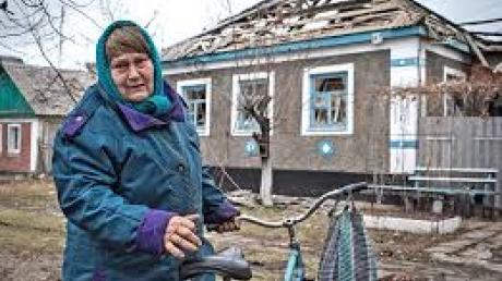ДонОГА: пенсии жителям Дебальцево выплачены в полном объеме