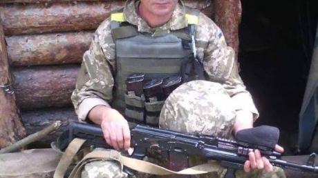 Украина оплакивает своего героя: пуля снайпера оборвала жизнь воина Дмитрия Дария