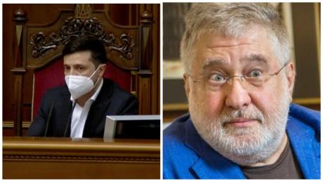 Зеленский, МВФ, Коломойский, Олигарх, Закон.