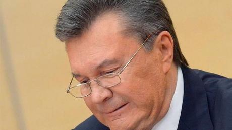 Янукович перечислил три шага для установления мира в Донбассе