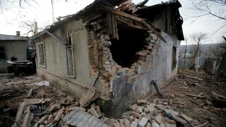 АТЦ: Из РСЗО и артиллерии были обстреляны Авдеевка, Пески и Широкино