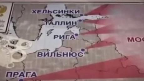 Российское ТВ: нашей армии пора «зайти» в Таллин, Берлин, Вильнюс и другие столицы Европы