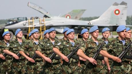 Бойко Борисов, ВМС, Болгария, НАТО, Черное море, военный конфликт