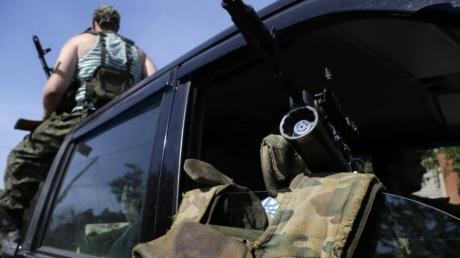 Жесткий бой с вражескими диверсантами на луганском направлении: в Штабе АТО сообщили о потерях в рядах ВСУ - кадры