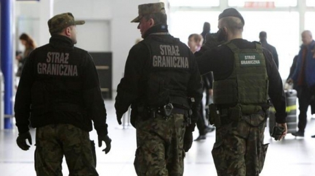 польша, украина, преступление, дтп, ордер на арест, украинка, укрытие от наказания, расследование, пограничная служба