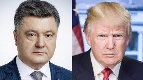 Петр Порошенко летит в Соединенные Штаты для встречи с Дональдом Трампом